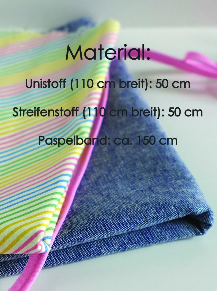 Dala Sommerkleid Material