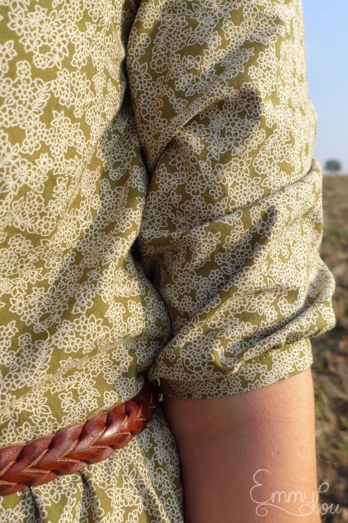 Kleid Mirta Details