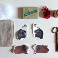 Baumschmuck DIY - Material