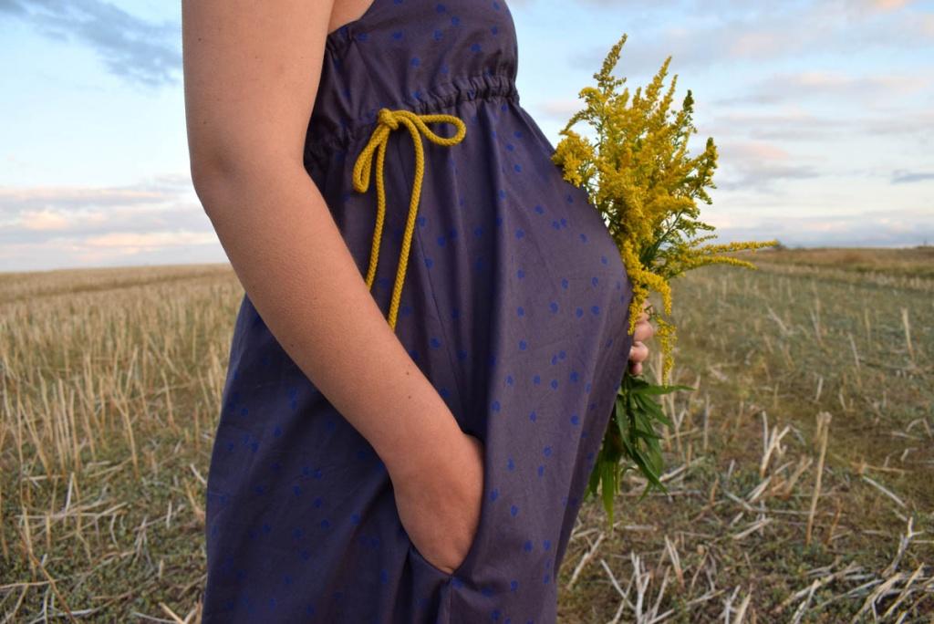 Kleid neckholderTasche1